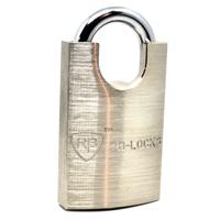 Cadeado de Alta Segurança com Protetor G470P KeylocX RB Locks