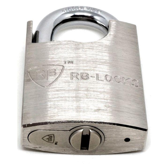 Cadeado de Alta Segurança com Protetor G550P RB Locks