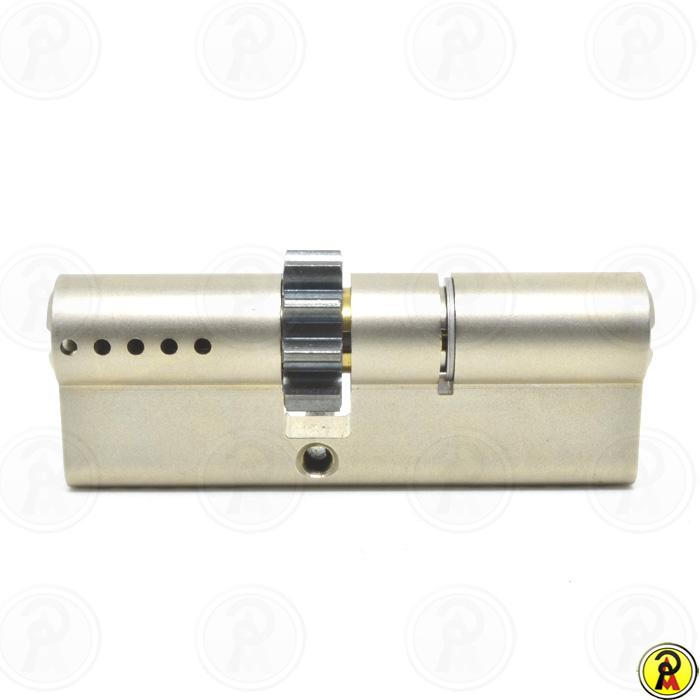 Cilindro Alta Segurança EURO 86 mm 236S Cromado Acetinado Mul-T-Lock
