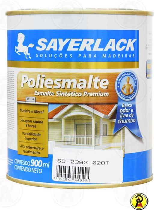Esmalte Sintético Premium Poliesmalte Sayerlack