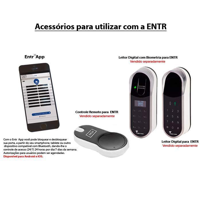 Fechadura Digital de Alta Segurança ENTR Mul-T-Lock