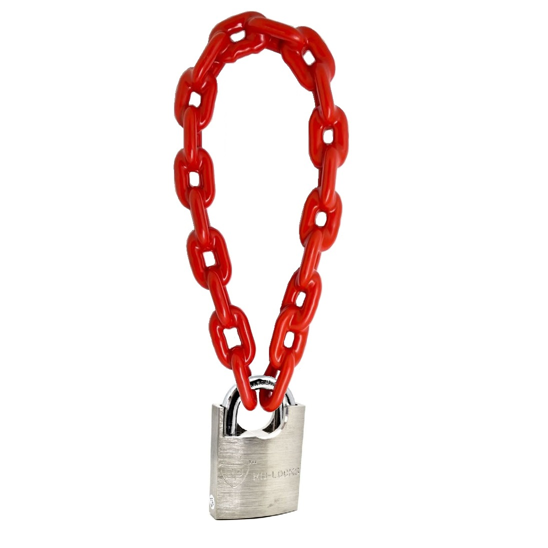 Kit Cadeado KeylocX e Corrente Mul-t-lock  de Alta Segurança