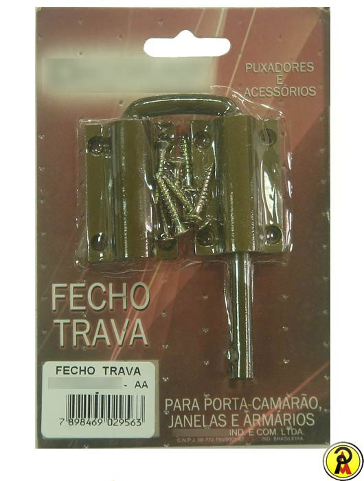 Kit de Ferragem para Porta Camarão Completo.