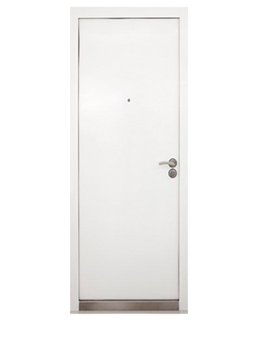 Kit Porta Segurança Aço Pronta 0,95m 15 Pts de Travamento Titan