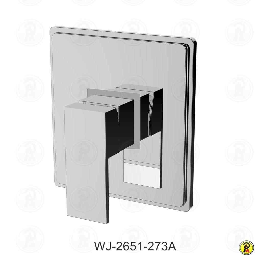 """Misturador Monocomando para Chuveiro Conexão 3/4"""" Jiwi WJ-2651-273A-3/4"""