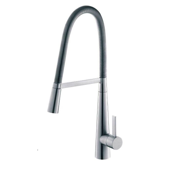 Misturador Monocomando para Cozinha de Mesa Bica Móvel Jiwi WJ-7060-105A