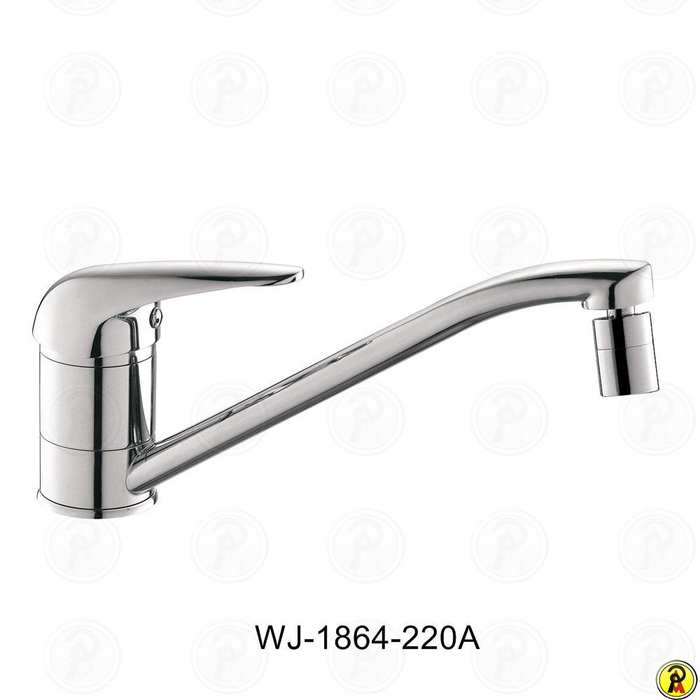 Misturador Monocomando para Cozinha de Mesa Jiwi WJ-1864-220A