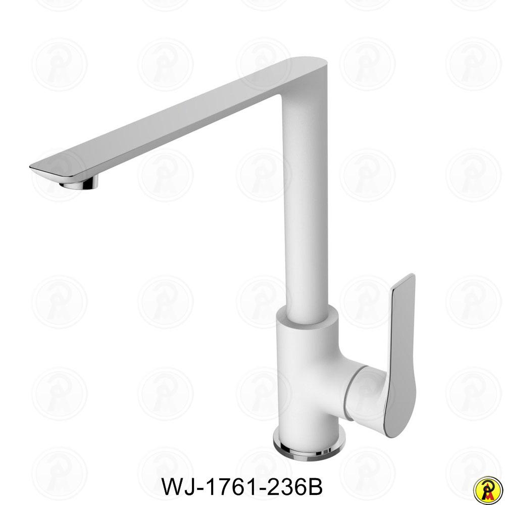 Misturador monocomando para cozinha Jiwi WJ-1761-236B