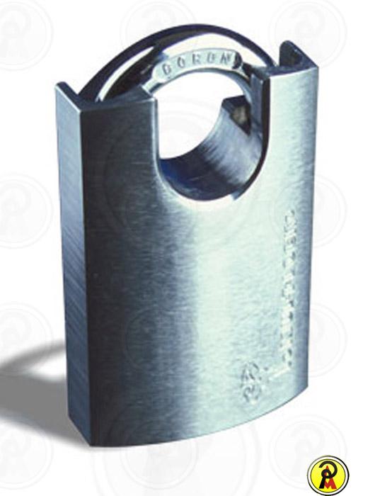 Cadeado de Alta Segurança com Protetor G55P Mul-T-Lock