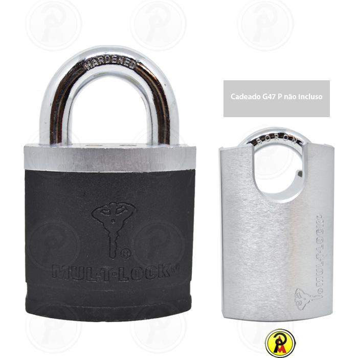 Cadeado de Alta Segurança EL 14 Perfil 264 S Mul-T-Lock
