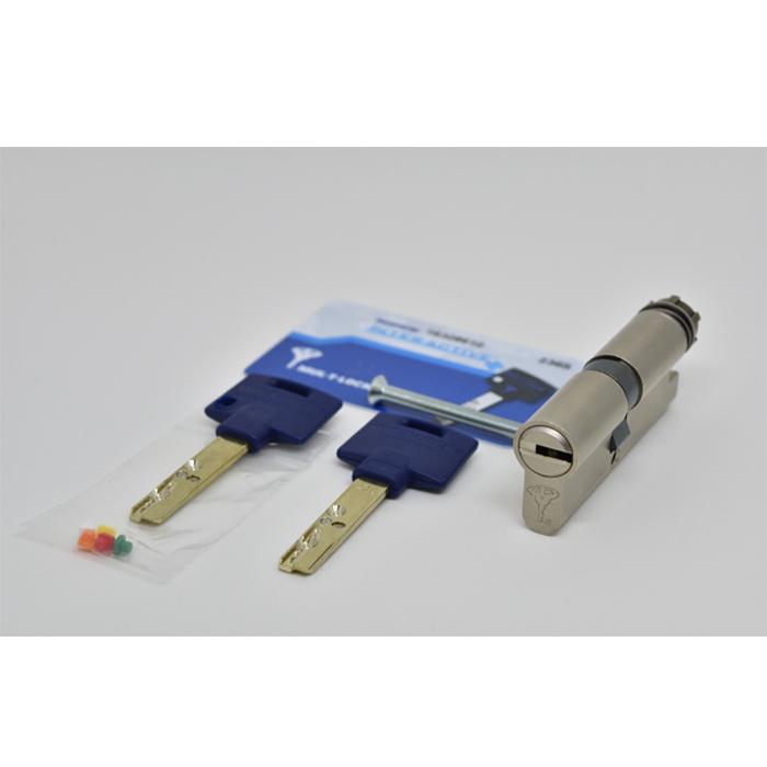 Cilindro de Alta Segurança EURO 70 35x35 Z 236S+CMN Mul-T-Lock