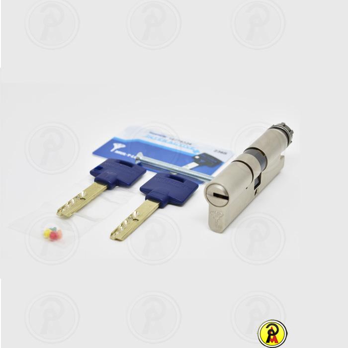 Cilindro de Alta Segurança EURO 80 45x35 Z 236S+CMN Mul-T-Lock