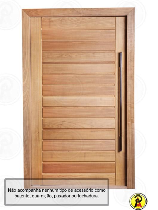 Porta de Entrada Maciça AD 01 Mapaf