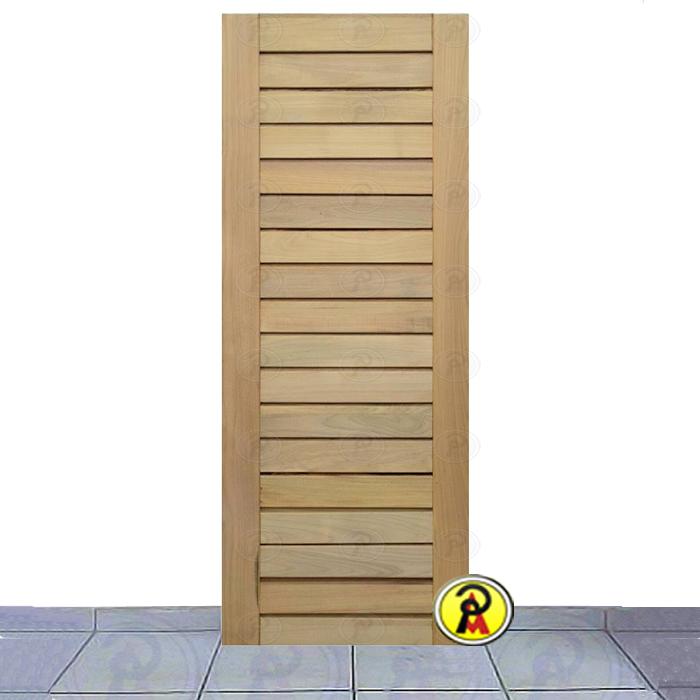 Porta de Entrada Maciça Crisan 1 Fit  - Pinezi Compra Rápida