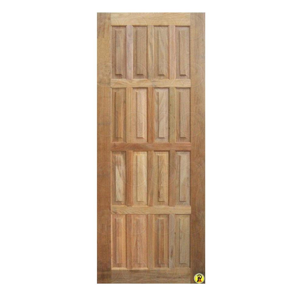 Porta de Entrada Maciça Tachi 16 Almofadas 82 cm