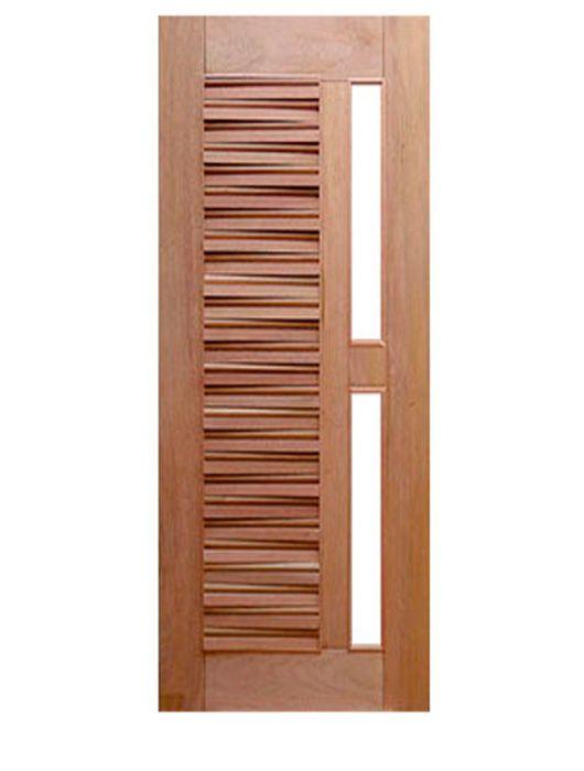 Porta Entrada Maciça Pivotante Madri para Vidro