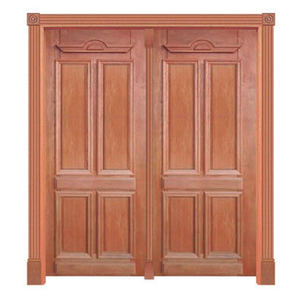 Portal de Entrada Duplo de Abrir 2 Folhas Duquesa 216 Casmavi