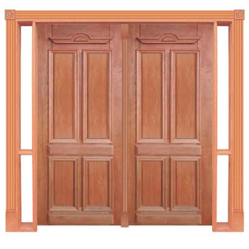 Portal de Entrada Duplo de Abrir 2 Folhas Duquesa Casmavi