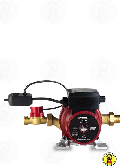 Pressurizador Lorenzetti PL 20 110V 350W 20mca