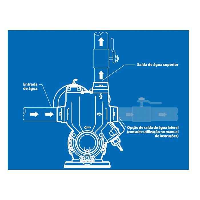 Pressurizador Lorenzetti PL 400P 370W 40mca Bivolt (110/220V)