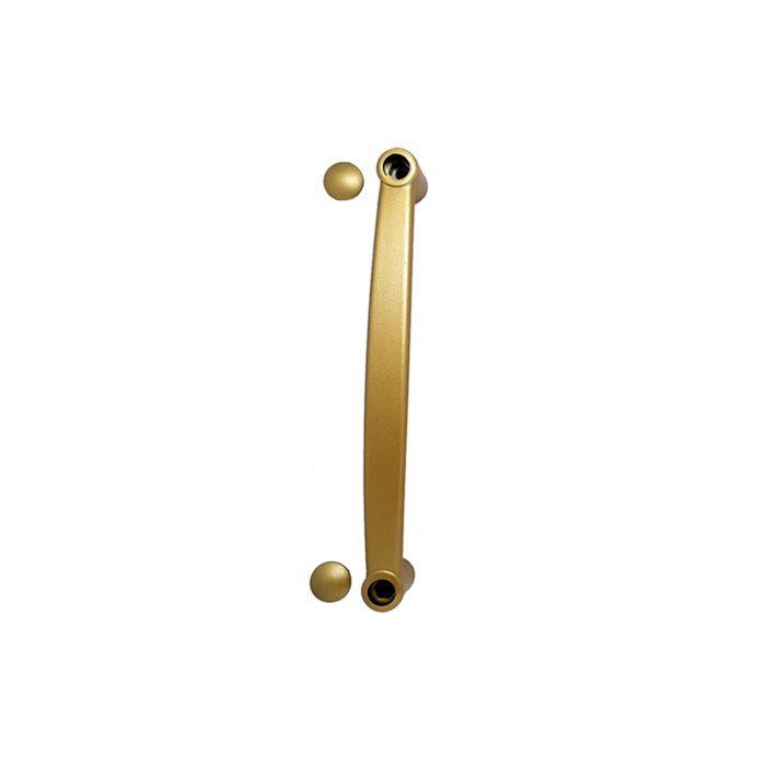 Puxador para Porta Camarão Ouro Rodinato