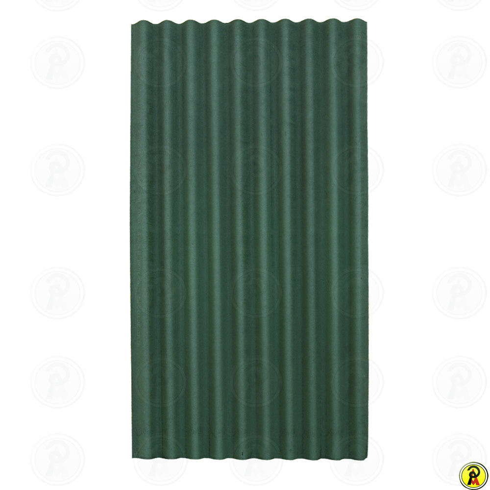 Telha Onduline Clássica 0,95X2,00ml Verde