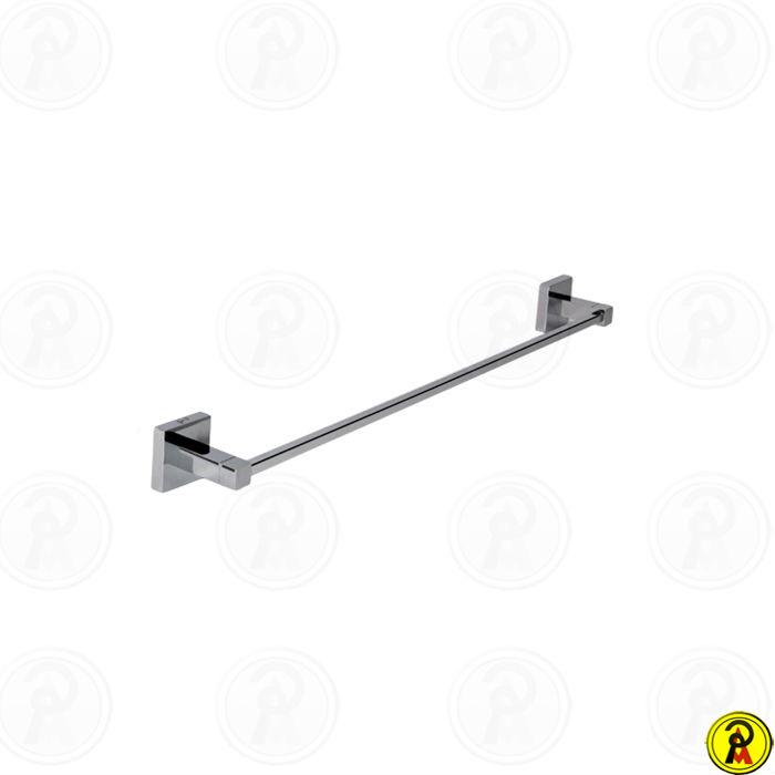 Toalheiro Quadrado Latão 60 cm Trend Citrino TM 176301
