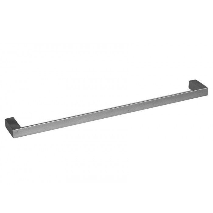 Toalheiro Quadrado Slim Latão 60 cm Trend Citrino TM 176303
