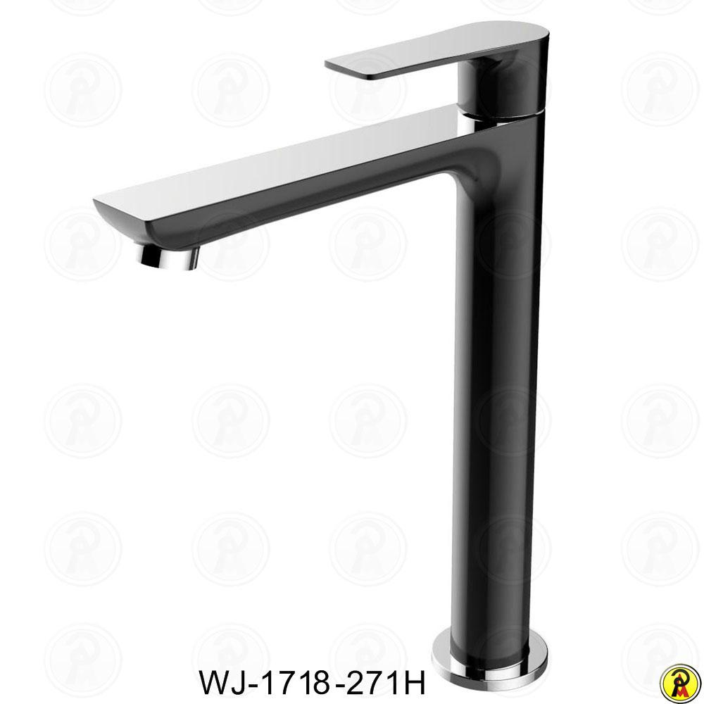Torneira para lavatório de mesa bica alta Jiwi WJ-1718-271H