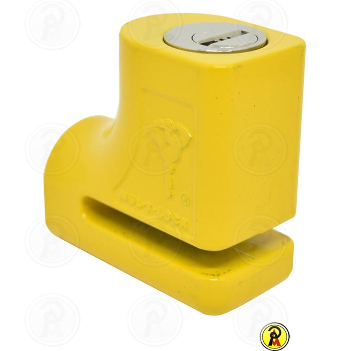 Trava de Disco de Alta Segurança para Moto Mul-T-Lock