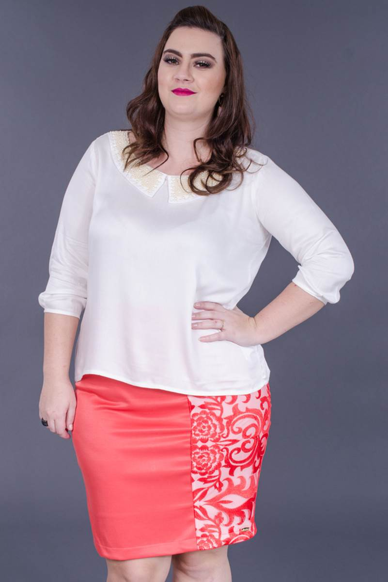 Vestido Marian Goiaba 46251