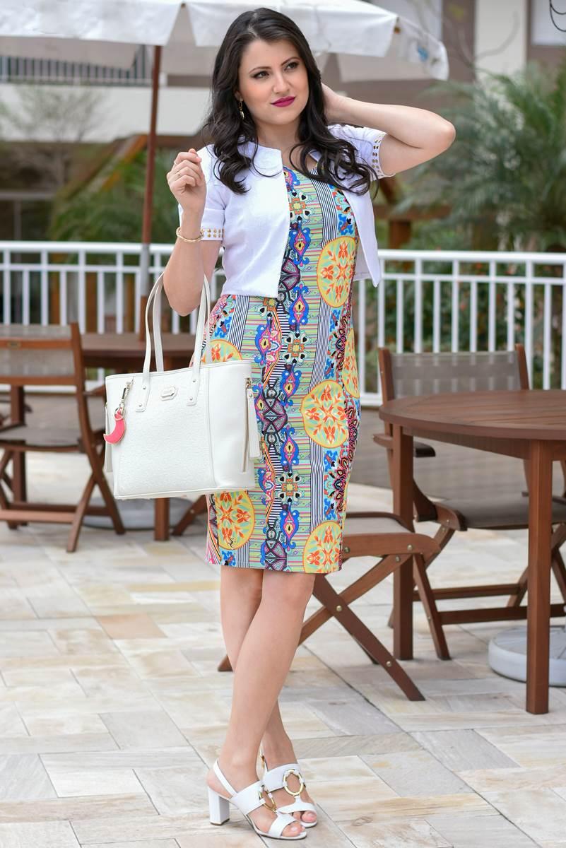 Vestido Glamour BY Simmone Carvalho SC 1112