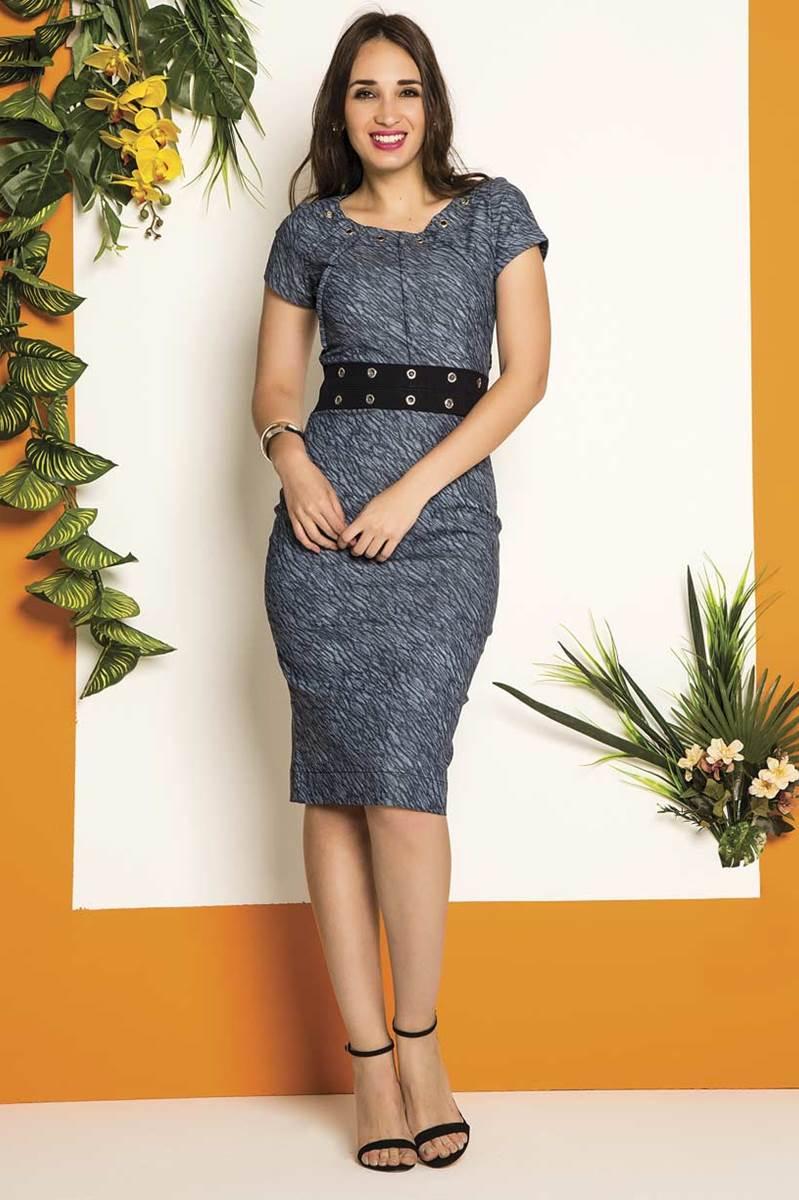 Vestido Raje Moda 13395