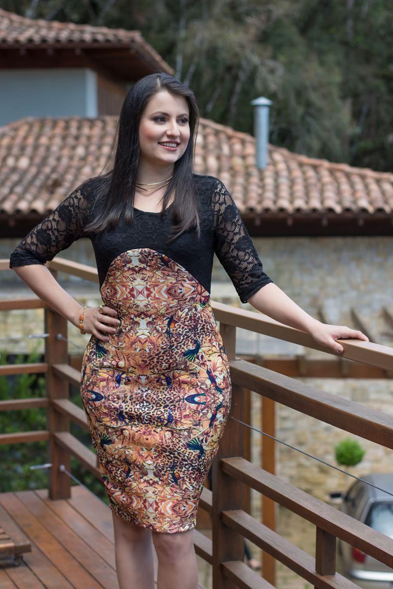 Vestido Lídia BY Simmone Carvalho SC 111