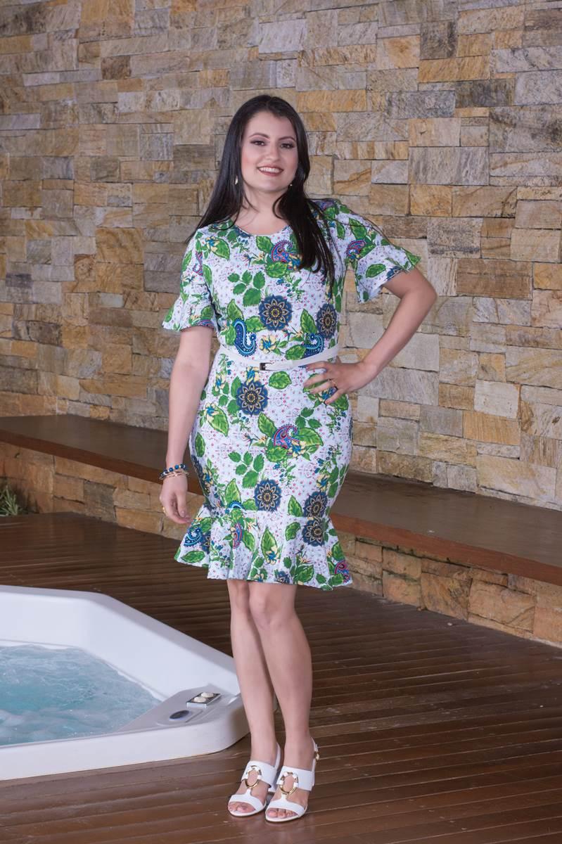 Vestido Mirian BY Simmone Carvalho SC 122