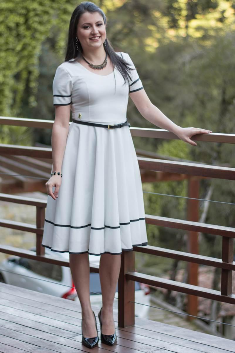 Vestido Mônica BY Simmone Carvalho SC116