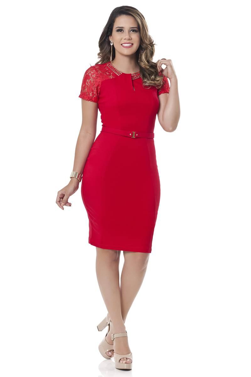Vestido Bella Herança Charlotte 2213