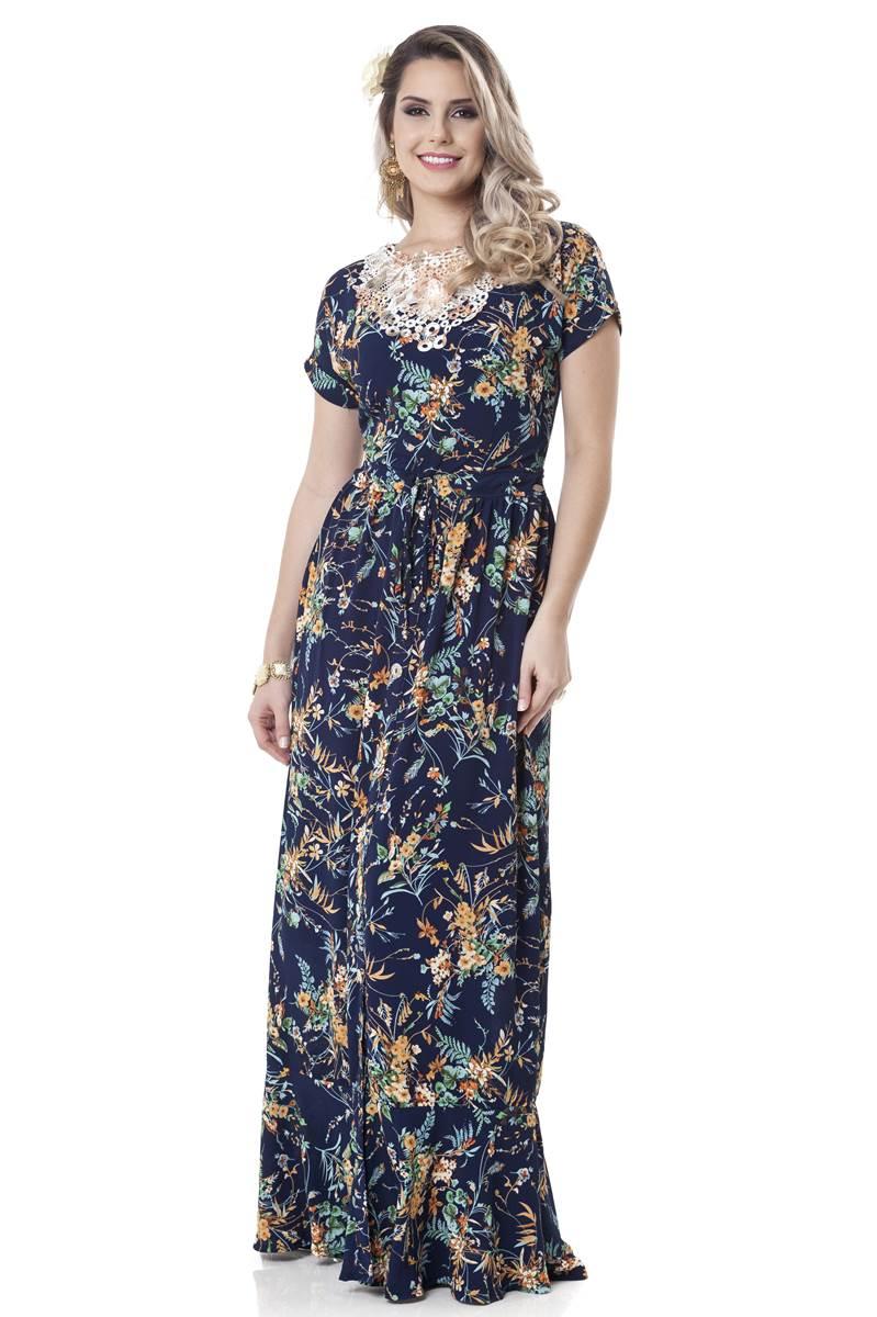 Vestido Bella Herança Maíra 2232