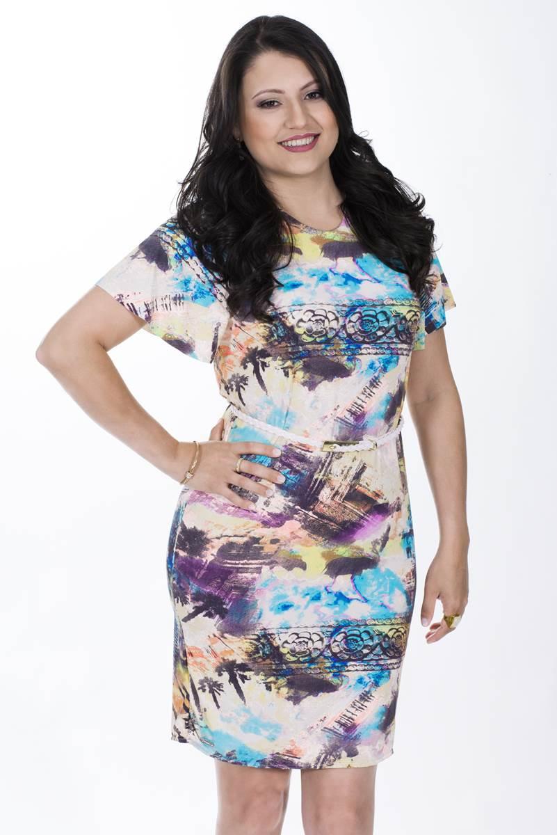 Vestido Ione BY Simmone Carvalho SC127