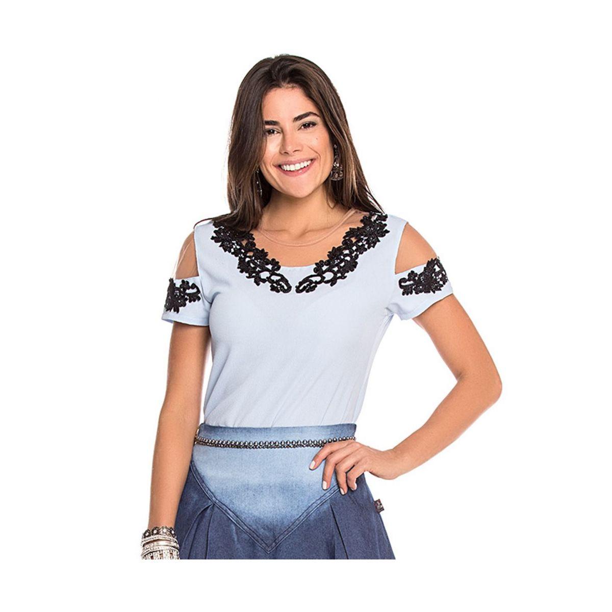 Camisa Raje Radiant azul C2575