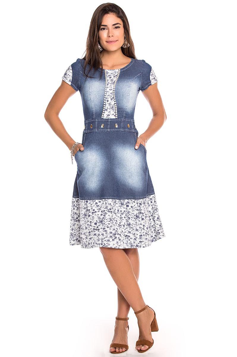 Vestido Raje Blue 13790
