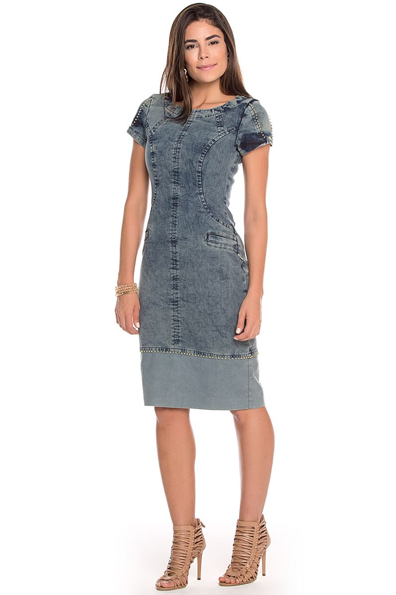 vestido Raje Klein 13760