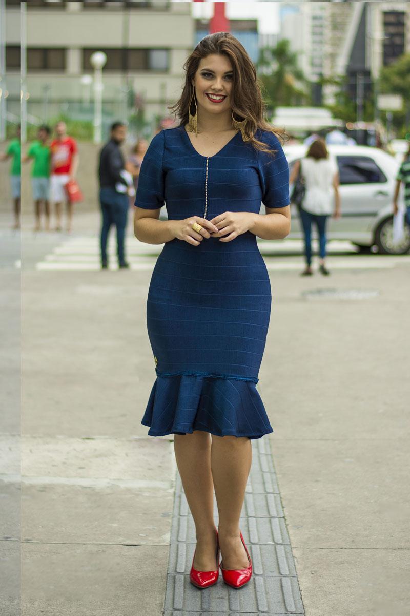 Vestido Atitude SC135