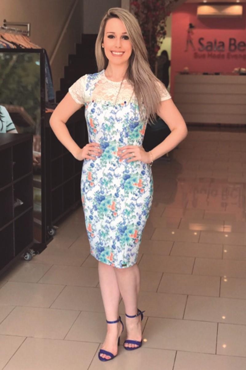 Vestido Elaine SC7