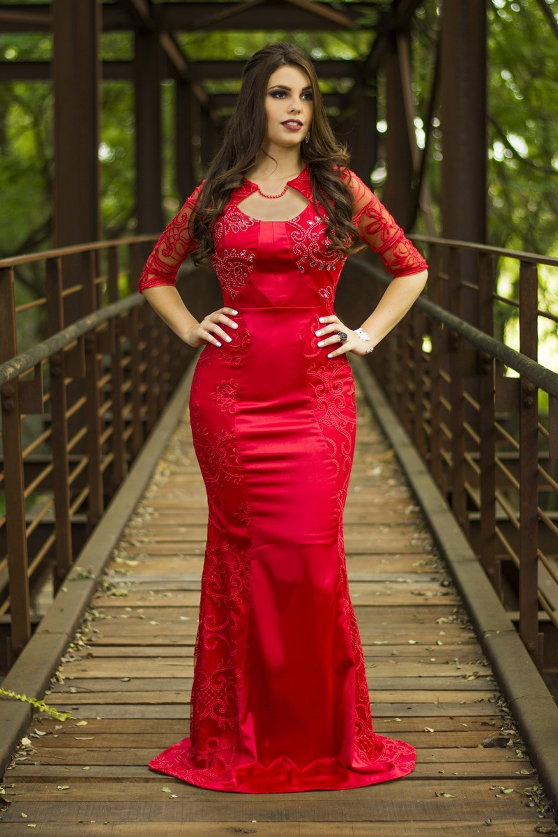 Vestido Ariane SC26
