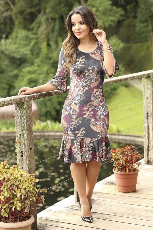 Vestido Esther 5507