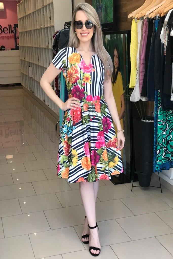Vestido Bianca S152A