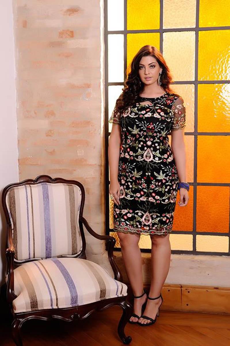 Vestido Chiara Cassia Segeti  1126