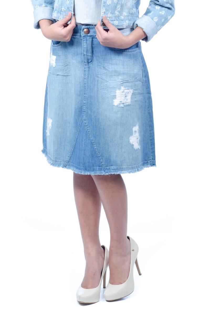 Saia Jeans Kabene 4793