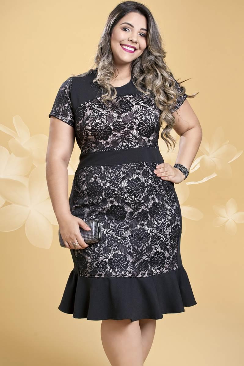 Vestido Bella Herança Lana del Rey 6367